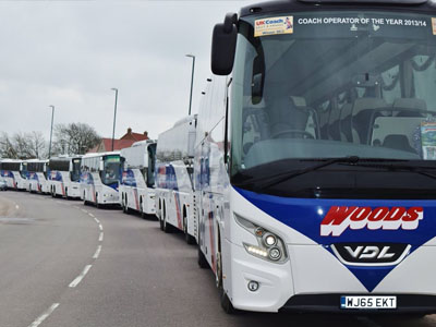 Coach Hire Company | Travel Agency Services | Travel Woods