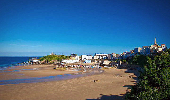 Tenby_-_Wales_-_Harbour
