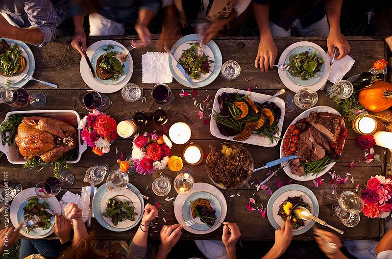 Résultats de recherche d'images pour «christmas supper»