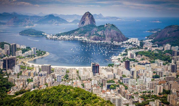 Rio de Janeiro Landscape View