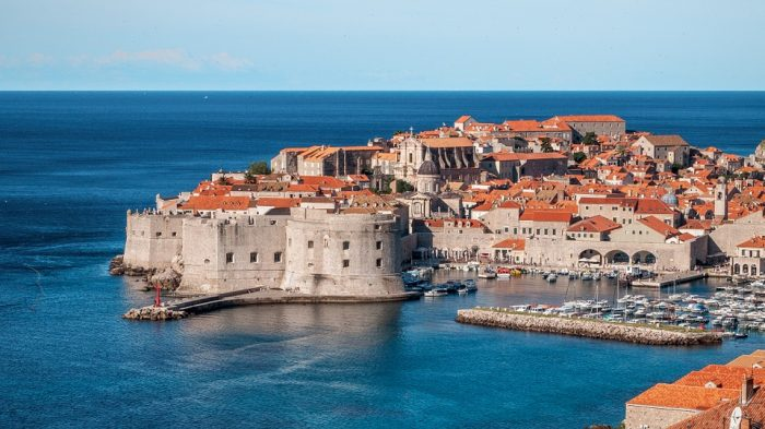 dubrovnik croatia cruise